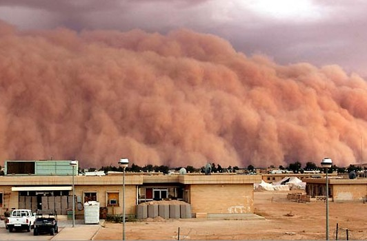 Le monde arabe, l'un des plus exposés au changement climatique